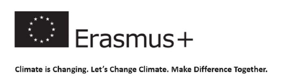 ERASMUS+(CLIMATE IS CHANGING)